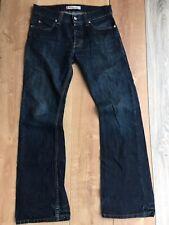 Jeans Levi's 512 (0569) Bootcut W31L34  Good Conditions 40 Fr Bleu Foncé