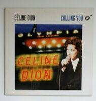 CELINE DION : CALLING YOU ♦ RTL - CD Single ♦