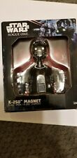 Star Wars Lucas Films GEEK Net ROGUE One K-2SO Magnet Disney