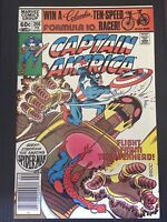 Captain America #266 1982 Every-Man Iron Man Tigra  VF-