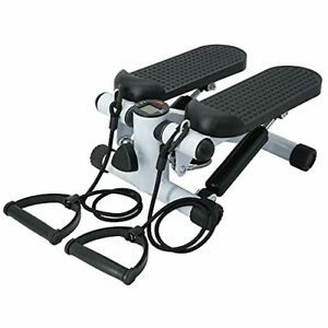 Tanness Fitness Step Swing Stepper Machine with Training Tapes Up-Down Stepper f