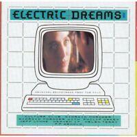 ELECTRIC DREAMS - SOUNDTRACK CD ~ CULTURE CLUB~GIORGIO MORODER +++ 80's *NEW*