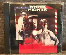 WHITE NIGHTS CD Soundtrack 1985 Japan 7812732 Disc Mint