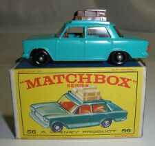 Matchbox Lesney Fiat 1500 #56 with box