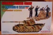 1/72 Panther G w/ zemmerit plus crew by Dragon  see details