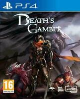 Death's Gambit (PS4) New | Sealed