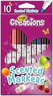 Crayola Creations - Scented Markers - 10 pack