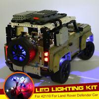 LED Licht Beleuchtung Set nur Für lego 42110 für Land Rover Für Defender Auto ♡