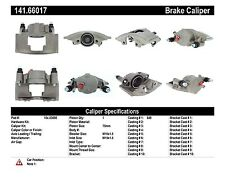 Centric Parts 141.66017 Front Right Rebuilt Brake Caliper With Hardware