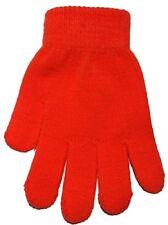 Children's Thermal Magic Gloves winter Neon Orange