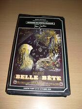 La Belle et la Bête VHS Jean Cocteau  Josette Day Jean Marais