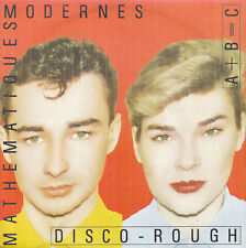 "7"" 45 TOURS FRANCE MATHEMATIQUES MODERNES ""Disco Rough / A+B=C"" 1980 MINIMAL"