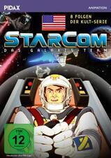 StarCom - Das Galaxis-Team * DVD Science-Fiction-Zeichentrick Serie Pidax Neu