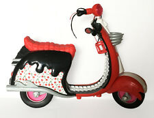 Monster High Plastic Scooter for Ghoulia Yelps • SCOOTER ONLY • Mattel Moped