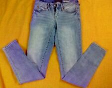 Aeropostale  Jegging Skinny Jeans sz 0 Pre-Owned Good Condition #149