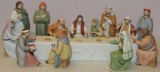 Lord's Supper 14 Pc. Set Greatest Stories Ever Told Vintage 1998 Home Interiors