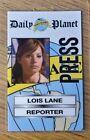 Superman Smallville ID Badge-Lois Lane Reporter costume prop cosplay