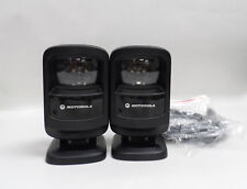 Lot of Two Motorola Symbol Handfree Barcode Scanner DS9208 9208 USB Black