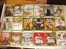 18 X-Box 360 Video Games