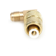 Hot Sale Brass Auto AC Refrigeration Adapter Connector Adaptor R410A TB