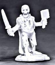 1x UNDYING HALFLING ROGUE - BONES REAPER figurine miniature rpg skeleton 77562
