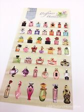 Kawaii Stickers Pretty Perfume Bottles Diary Journal Scrapbook Planner Supplies