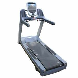 Precor Treadmill TRM 885 with P80 Console - USED Commercial Gym Equipment