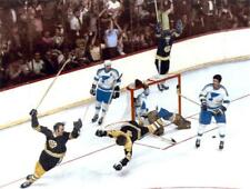 "BOBBY ORR ""THE GOAL"" 8X10 PHOTO"