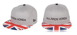 Mclaren Racing F1 Cap New Era Adults Special Edition Great Britain Hat - New