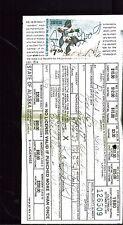 ALASKA - 1980 Hunting/ Fishing License DUCK STAMP RW47 + STATE FISH STAMP  - 34