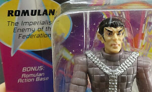 Romulan 1st Series Playmates Star Trek TNG Next Gen Sealed Mint Action Figure 92