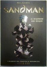 """Neil Gaiman, """"Il Signore dei sogni"""", Fumetti Repubblica serie oro n. 48"""