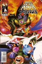 BATTLE OF THE PLANETS MANGA # 3 Fi (Top Cow, 2004) original Comic Book