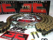 SUZUKI DL1000 V-STROM '06/15 JT GOLD X-Ring CHAIN AND SPROCKETS KIT *OEM or QA