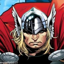 THOR MIGHTY AVENGER SMALL NAPKINS (16) ~ Birthday Party Supplies Cake Dessert