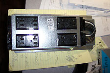 Tyco Electronics AMP NETCONNECT POWER STRIP P/N 1479216-1 Open Cabling Systems