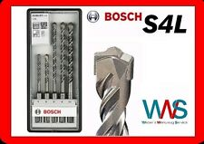 Taladro Bosch s4l 5 pzas. set SDS Plus para taladro 5/6/6/8/10