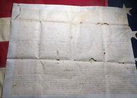 Antique 16th Century Portuguese Renaissance Document Vellum Court Ordered Sale!
