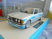 BMW 3er Reihe E21 Alpina Tuning LS020A silber silv LS Collectibles Resin Hi 1:18