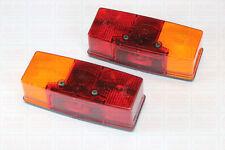 Jokon Dreikammerleuchte rechts & links Leuchte Rücklicht Schlusslicht Anhänger