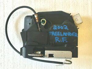 2002 Land Rover Freelander Right Front Door lock Actuator ALR97840 556769