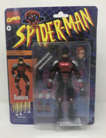 """Retro Daredevil Marvel Legends 6"""" Spider-Man Series Carded Figure Free Shipping"""
