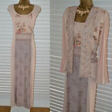 ~ SPENCER ALEXIS ~ Romantic Designer Dress & Jacket Size 16 Mother of the Bride