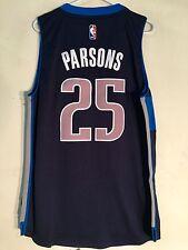 Adidas Swingman 2015-16 NBA Jersey Dallas Mavericks Chandler Parsons Navy Alt L