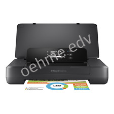 HP Officejet 200 Mobile CZ993A Tintenstrahldrucker Office Jet inkl. Tinte neu