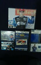 Ryan Newman collection. signed, race used + Daytona 500 ticket