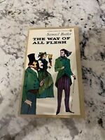 The Way of All Flesh by Samuel Butler Vintage 1960 Paperback Signet Classic