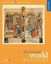 The Essential World History, Volume I: To 1800 8th Edition **PDF EDITION**
