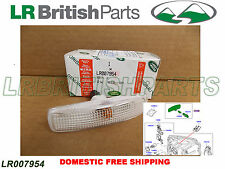 GENUINE LAND ROVER REPEATER SIDE MARKER LAMP LR2 LR3 LR4 R.R.SPORT LR007954 NEW