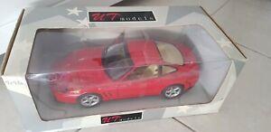 UT FERRARI 550 MARANELLO 1996 AU 1/18